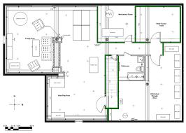 Minimalist Floor Plan Basement Floor Plan Drawing Classic Kitchen Minimalist New In