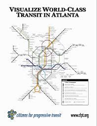 Marta Rail Map Atlanta Transit Marta Beltline Peachtree Streetcar Lovjoy