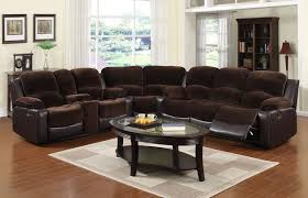 Home Design Center Orange County by Champion 3 Pc Reclining Sectional Orange County Ca Daniel U0027s