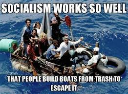 Boat People Meme - meme brilliantly exposes the failure of socialism