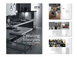 Modular Kitchen Designs Catalogue Ifb Appliances Wysiwyg