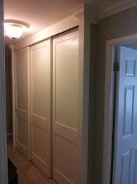 Closet doors floor to ceiling all slideby