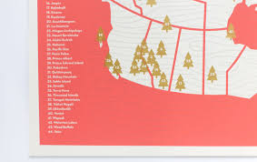 Canada National Parks Map by Canada National Parks Map 18x24 Screen Print Ello There