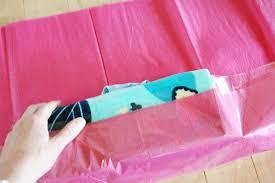 cellophane gift wrap my favorite way to wrap a gift jones design company