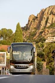 mercedes benz blog the new setra topclass 500 travelling through