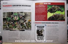 white dwarf issue 27 review dreads u0026 space wolves the home