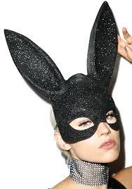black eye mask halloween costumes glitter gettin u0027 busy bunny mask bunny mask half face mask and