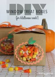 diy window treat boxes for halloween sweets the homes i have made