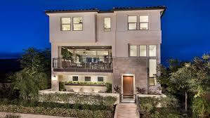 Tri Level House Plans Sur 33 At Del Sur New Homes In San Diego Ca 92127 Calatlantic
