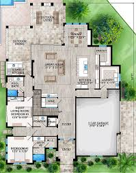 modern florida house plans house plan 75973 at family home plans