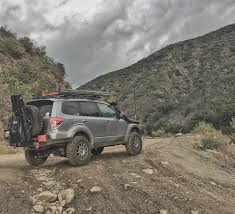 subaru forester off road lifted 09 u002713 overland build thread subaru forester owners forum
