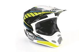 motocross helmet review product review arai mxv motocross helmet mcn