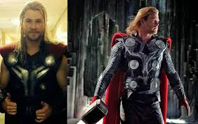 thor costume the fans age of ultron thor s new costume revealed