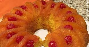 sugar spice and spilled milk pineapple upside down bundt cake