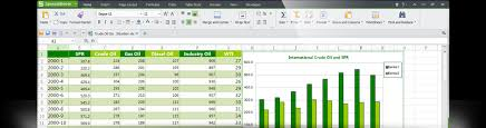 Free Spreadsheet Software Kingsoft Spreadsheets Free 2013 Xls Xlsx Compatible
