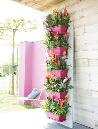 Potted Plant Ideas For Patio by Patio And Balcony Planter Ideas