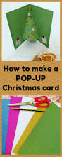 how to make a pop up christmas card diy projects pinterest