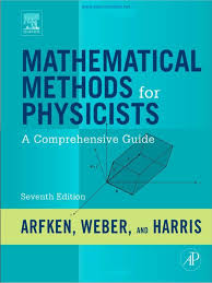 mathematical methods for physicists 7th edition arfken weber