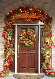 Hgtv Christmas Decorations Outdoor by Front Door Christmas Decorations Outdoor Decorating Hgtv Dcff