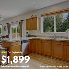 is ash a wood for kitchen cabinets honey ash in stock cabinets builders surplus