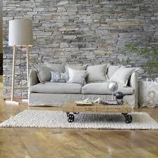 Wallpaper Livingroom by The 25 Best Brick Wallpaper Bedroom Ideas On Pinterest Brick