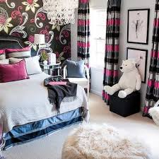 Pink And Grey Girls Bedroom Pink And Gray Bedroom Contemporary Bedroom W Design