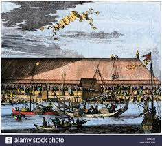 Batavia by Market In Batavia Now Jakarta In The 1600s When Java Was A