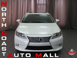 lexus es300h garage door opener 2015 lexus es 300h hybrid city oh north coast auto mall of akron
