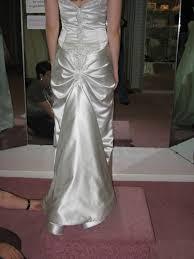 wedding dress bustle the bustle or wedding dresses san diego california