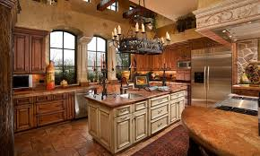 kitchen stunning kitchen cabinets in spanish style spanish