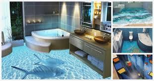 bathroom three d flooring 3d epoxy flooring price 3d floor