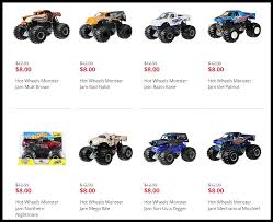 wheels monster jam trucks wheels monster jam trucks only 8 00ea from kmart were 12 99