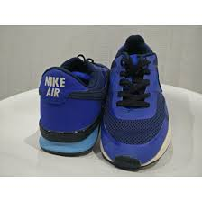 Sepatu Nike Elevenia sepatu nike air blue black 421616 elevenia