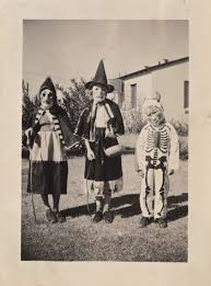 halloween vintage images disturbing vintage halloween costumes us haunts