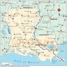 map usa louisiana county map of louisiana