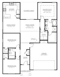 builders floor plans larson a 1573 ft home sk builders mcalister realty