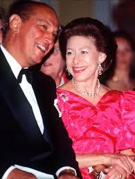 Oscar De La Renta And Princess Margaret 1992 Photos