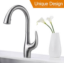 top 10 best single handle kitchen faucets in 2018 stylish