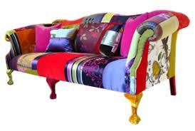 canapé original coloré 10zign store décoration design