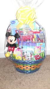 mickey mouse easter basket 55 best gift baskets images on easter baskets gifts