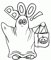 Free Coloring Pages For Halloween To Print by 24 Free Printable Halloween Coloring Pages For Kids Print Them