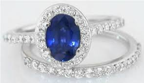oval sapphire engagement rings oval sapphire halo engagement ring with matching