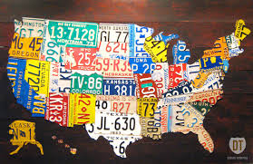 Map Of Usa Hd by Greet License Plate Map In Car Pictures Hd With License Plate Map