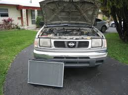 nissan pickup 1998 chisheu com how to change out the radiator for a nissan frontier