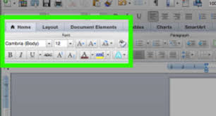 cara membuat gambar 3d di microsoft word how to rotate text in microsoft word 10 steps wikihow