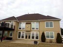 olathe ks roofing u0026 basement remodeling company siding installation