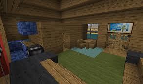 minecraft schlafzimmer das erste haus teil 2 der innenausbau und die dekoration