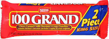where can i buy 100 grand candy bars nestle 100 grand pack 2 8 ounce candy bars