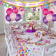 Balloon Decor Ideas Birthdays Barbie Diy Centerpiece Idea Table Decorating Ideas Barbie