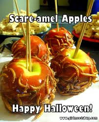 candy apple ideas for halloween edible insect recipes meets bug